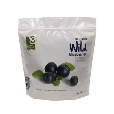 VIKING ORGANIC WILD BLUEBERRIES 400g