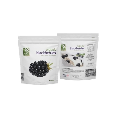 VIKING ORGANIC BLACKBERRIES 400g