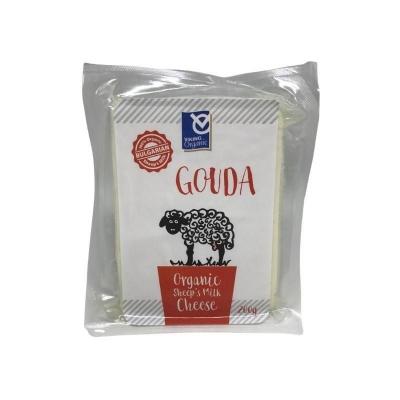 VIKING ORGANIC SHEEP GOUDA CHEESE 200g