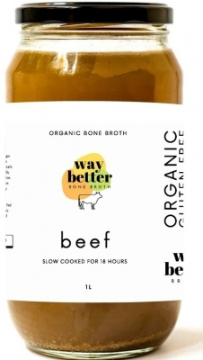 WAY BETTER BEEF BONE BROTH 1L