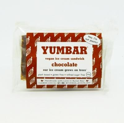 YUMBAR CHOCOLATE 100g